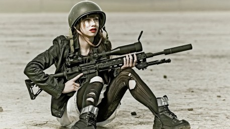 881850-armor-army-brunettes-girls-with-weapons-guns-helmets-sniper-rifles-snipers-soldiers-women